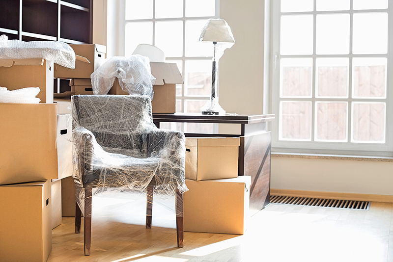What Does Wrapping Your Furniture Do?