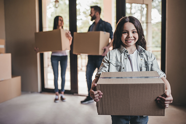 A Moving Company Makes Moving Kids Easier
