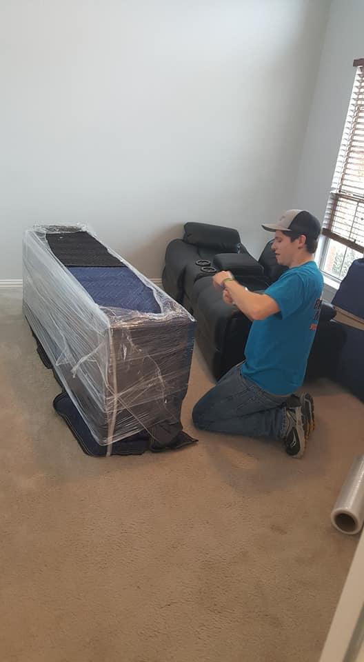 Packing/Unpacking