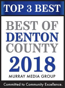 Brown Box Movers Recognized as Best of Denton County