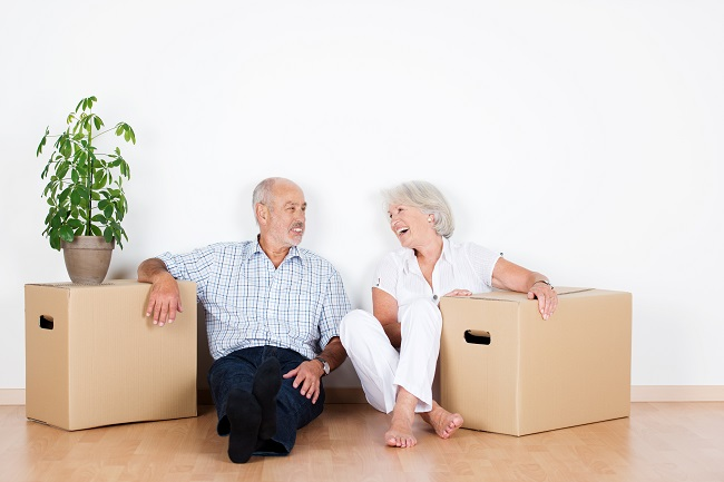 Help Your Parents Move with the Assistance of a Trusted Moving Company