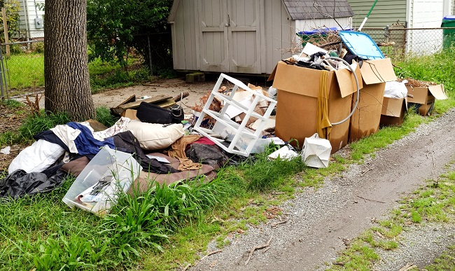 Your Last Tenant Trashed the Property: Now What?