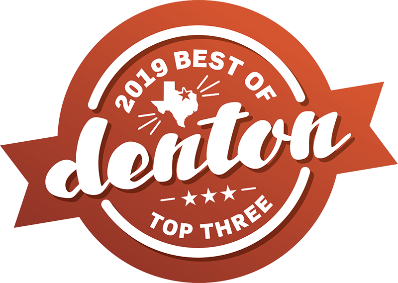 Best of Denton Top 3 2019