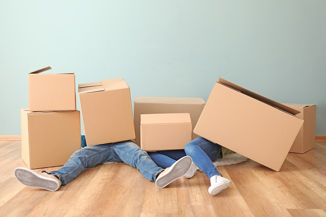 5 Tips For Apartment Moving To Save Your Budget, and Your Back