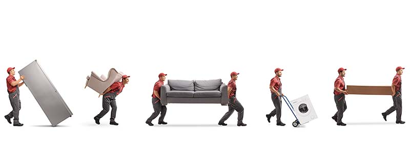 Save Your Back, Hire Professional Movers
