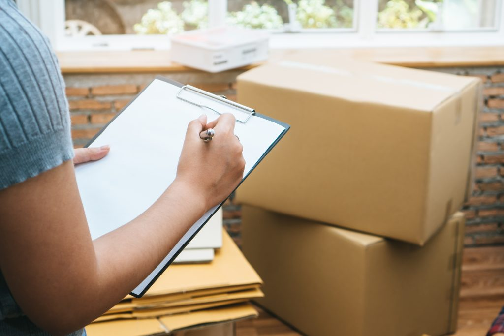 Tasks to Remember to Do When Moving