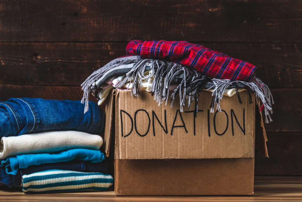 Four Charities That Will Pick Up Your Donations Before Your Upcoming Move