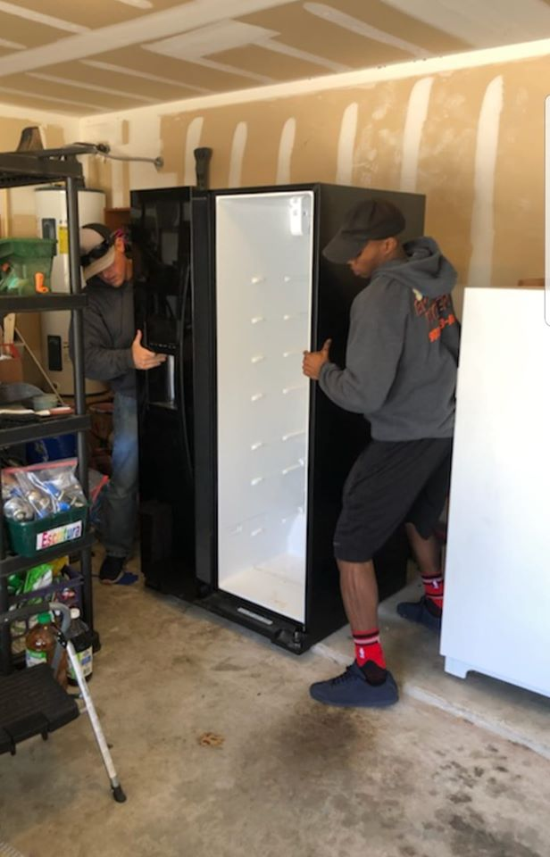 Moving Services Take the Stress out of Moving Refrigerators (and Other Large Items)