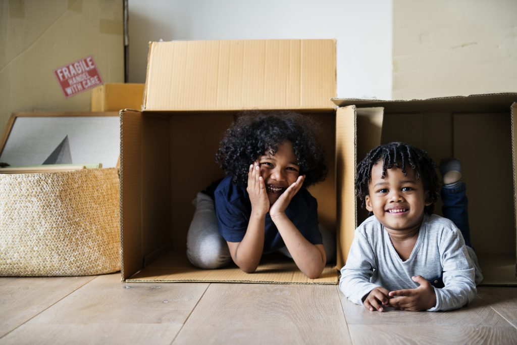 3 Reasons Why It Is So Important To Hire A Residential Mover When You Have Young Kids